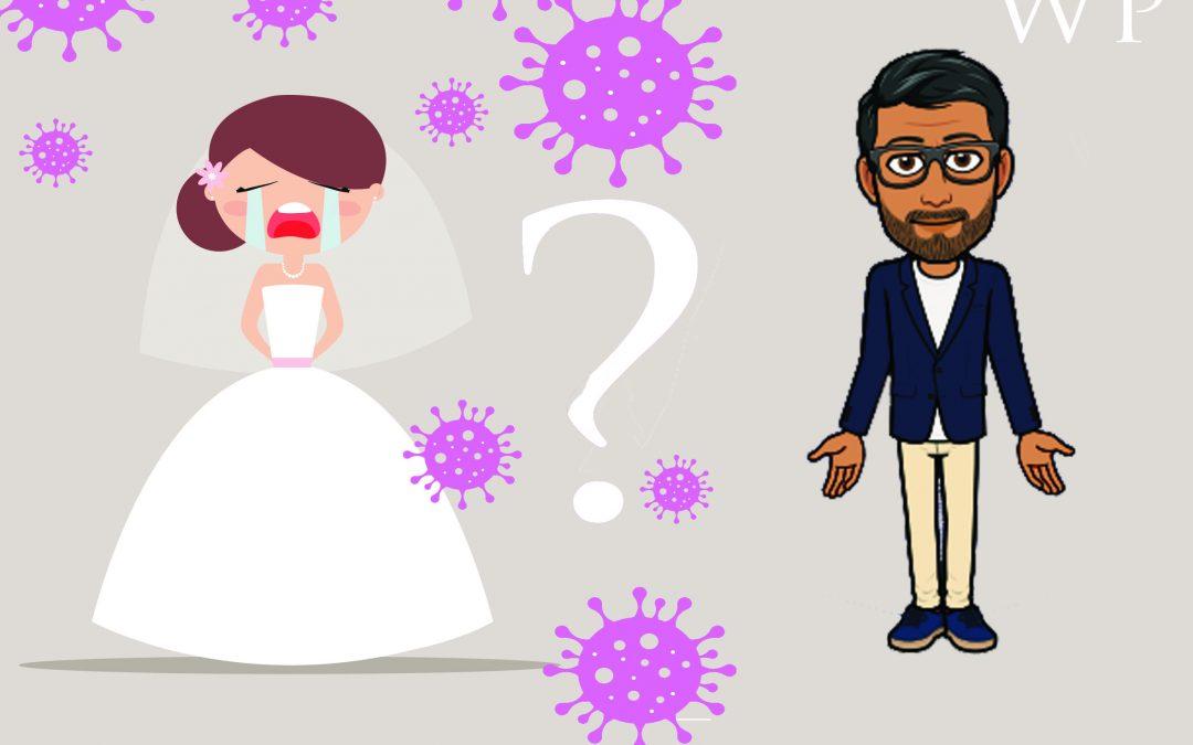 Il tuo matrimonio al tempo del corona virus
