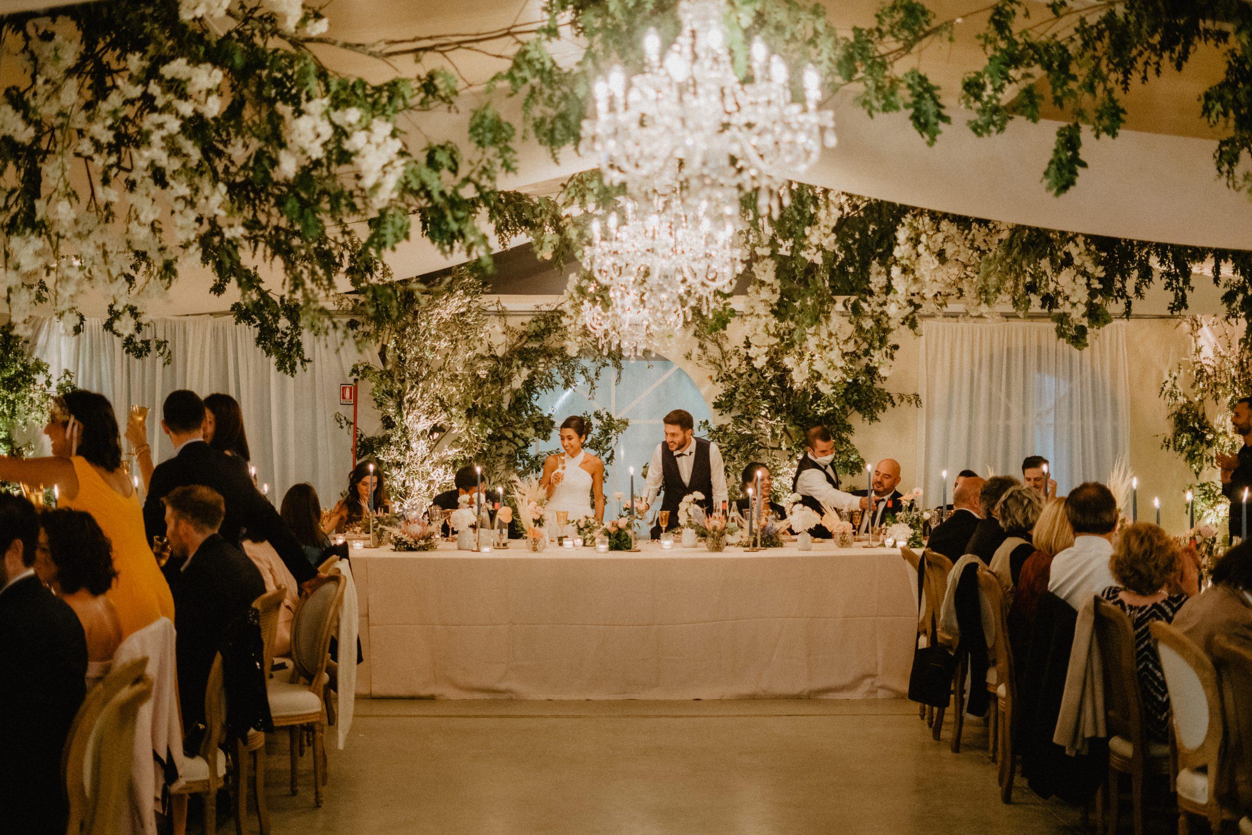 September Wedding in Tuscany